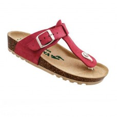 Ženske anatomske papuče | V-006 mango | 36-42