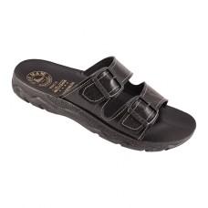 Muške papuče   21 crna   41-46